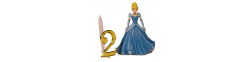 Bougie Disney Reine des Neiges