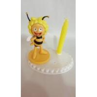 Bougie Maya l'abeille