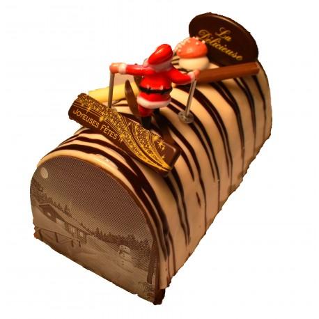 Buche 3 Chocolats