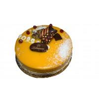 Dessert Exotique et Framboise