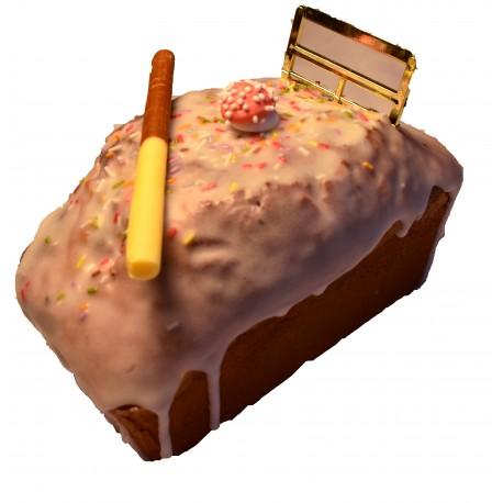 Cake Caramel Beurre Salé