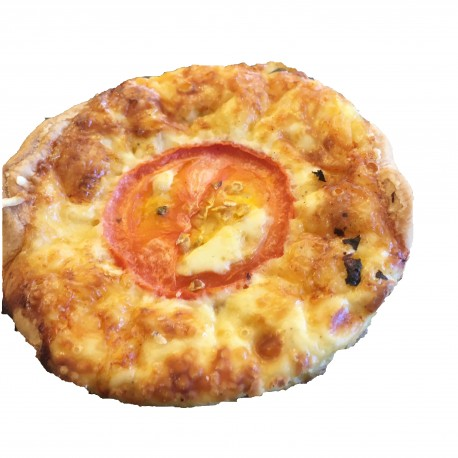 Quiche Thon tomates olives