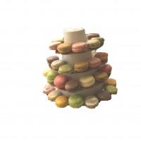 Plateau de 12 Petits Macarons