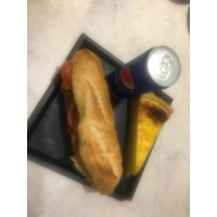 Formule sandwich + Boisson + Dessert