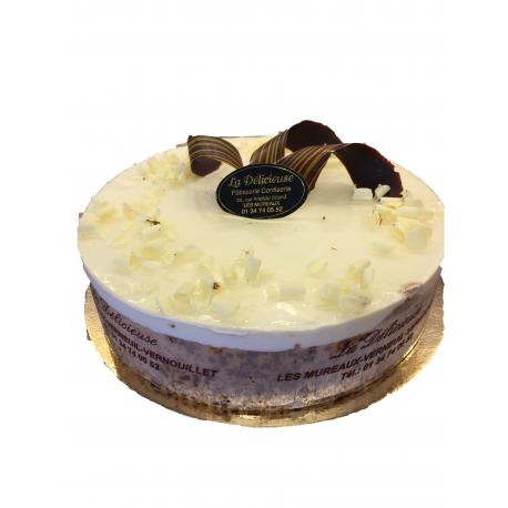 Gâteau Vanille Caramel